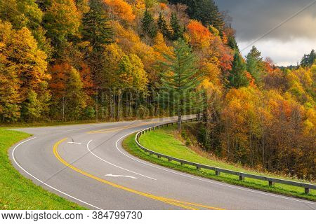 Smoky Mountains National Park and parkway.