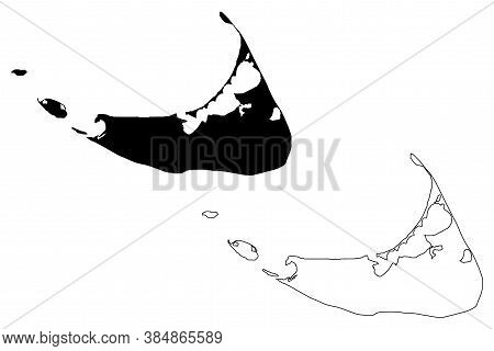 Nantucket Town And County, Commonwealth Of Massachusetts (u.s. County, United States Of America, Usa