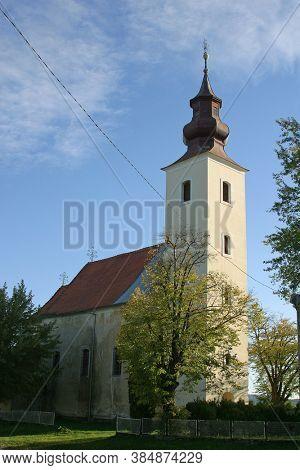 St. George's Church in Mala Gorica, Croatia