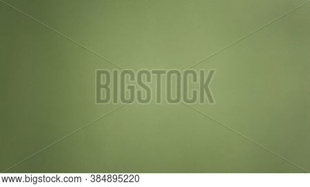 A Sheet Of Light Green Paper. A Calm Green Hue Reminiscent Of A Grassy Tone. Soothing Interior Color
