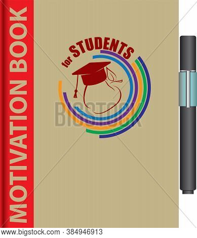 Motivational Book For Students. Book Cover Motivation For Students