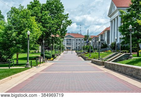 Harrisonburg Virginia Usa May 29 2017 James Madison University