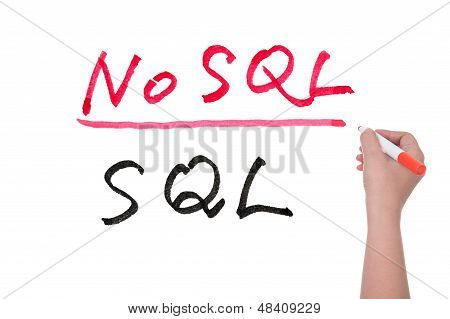 Sql Or Nosql