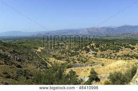 Mycenae, Greece