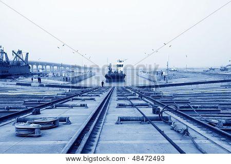 Shipyard Corner