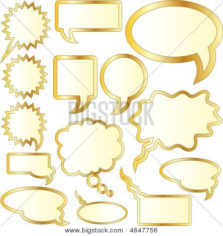 Speech-bubbles-gold