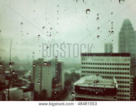 Raining reflect
