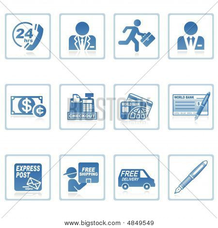 Web Icons : Business And Finance Iii