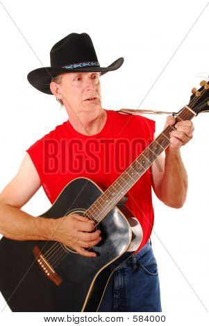 Old Time Country Musician