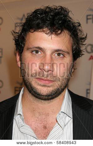 LOS ANGELES - NOVEMBER 04: Jeremy Sisto at the AFI Fest 2006 Screening of