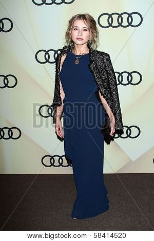 Olesya Rulin at the Audi Golden Globe 2013 Kick Off Cocktail Party, Cecconi's, West Hollywood, CA 01-06-13