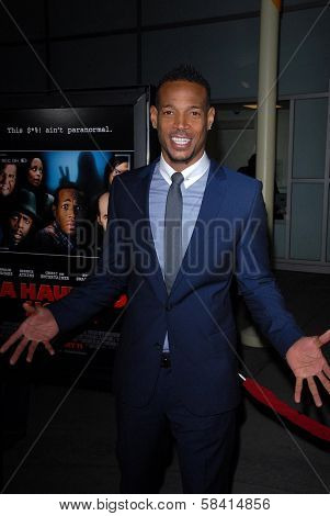 Marlon Wayans at