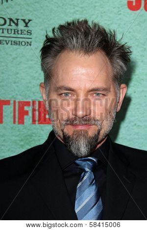 David Meunier at the Premiere Screening of FX's