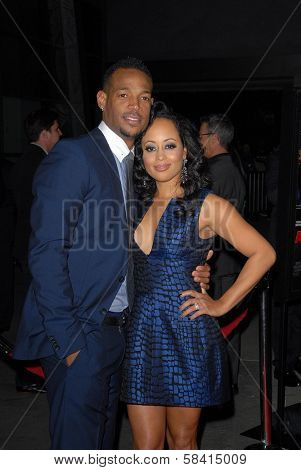 Marlon Wayans, Essence Atkins at
