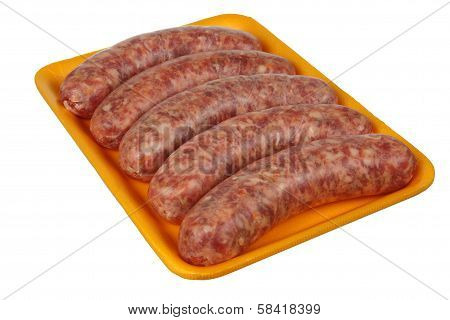 Pack Of Italian Sausage