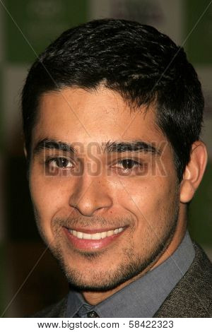 LOS ANGELES - NOVEMBER 08: Wilmer Valderrama at the 16th Annual Environmental Media Association Awards on November 08, 2006 at Wilshire Ebell Theatre in Los Angeles, CA.