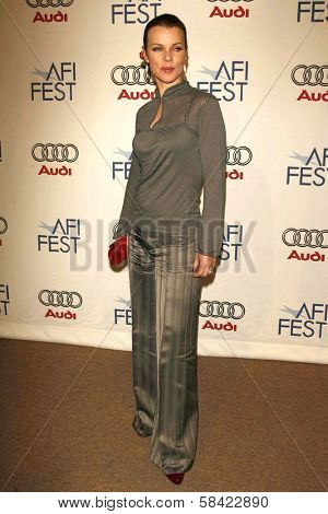 HOLLYWOOD - NOVEMBER 10: Debi Mazar at the AFI Fest 2006 Screening of