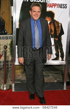 WESTWOOD, CA - DECEMBER 07: Brian Howe at the premiere of