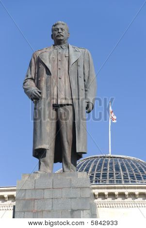 Stalin-Denkmals