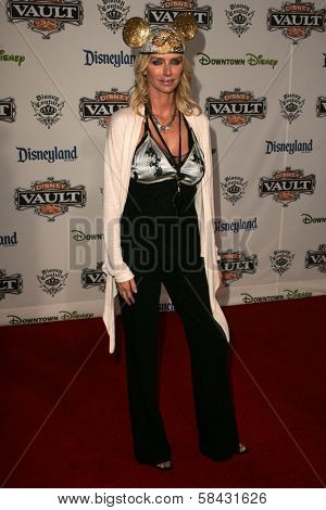 Kimberley Hefner at the Disney Vault 28 Opening, Downtown Disney, Anaheim, California. November 12, 2006.