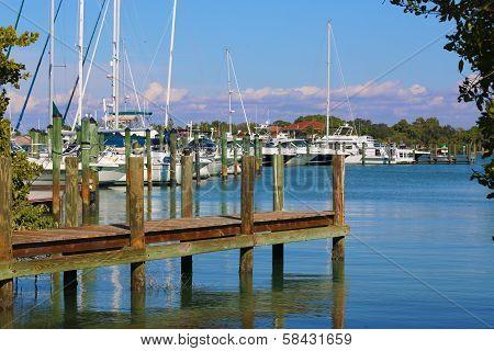 Small Town Marina