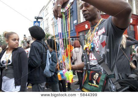 Notting Hill Carnival 2009