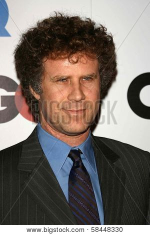 LOS ANGELES - NOVEMBER 29: Will Ferrell at the GQ Man of the Year Awards at Sunset Tower Hotel November 29, 2006 in Los Angeles, CA.