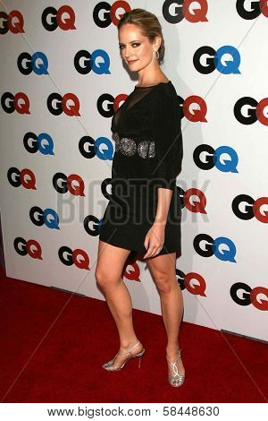 LOS ANGELES - NOVEMBER 29: Marley Shelton at the GQ Man of the Year Awards at Sunset Tower Hotel November 29, 2006 in Los Angeles, CA.