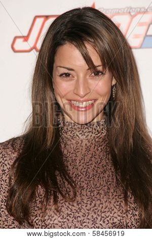 LOS ANGELES - DECEMBER 31: Emmanuelle Vaugier at the Gridlock New Years Eve 2007 Party on December 31, 2006 at Paramount Studios, Los Angeles, CA.