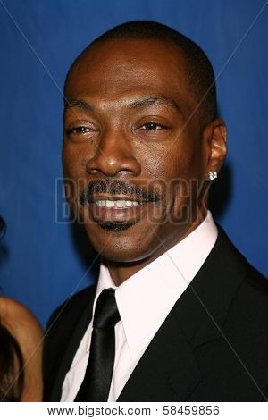 Eddie Murphy at the premiere of