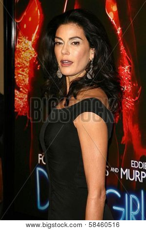 Teri Hatcher at the premiere of