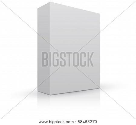 Blank Packaging Box