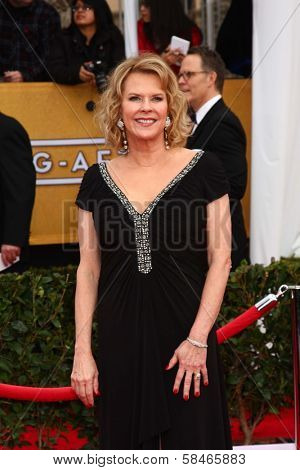 JoBeth Williams at the 19th Annual Screen Actors Guild Awards Arrivals, Shrine Auditorium, Los Angeles, CA 01-27-13