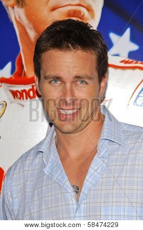 HOLLYWOOD - JULY 26: Brody Hutzler at the Premiere Of