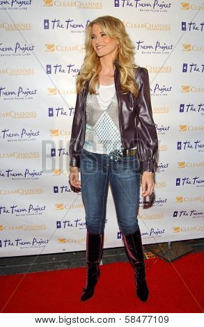 Lucy Lawless at The Trevor Project's