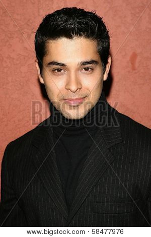 Wilmer Valderrama at the Hollywood Life Magazine's Breakthrough of the Year Awards. Music Box, Hollywood, California. December 10, 2006.