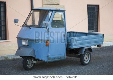 Italian Scooter.