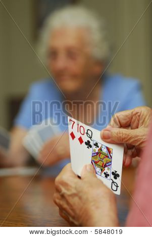 Seniors Gambling