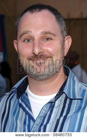HOLLYWOOD - JULY 19: Andy Milder at the season two premiere of