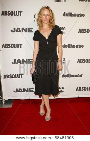 BEVERLY HILLS - JULY 20: Sarah Paulson at Jane Magazine's