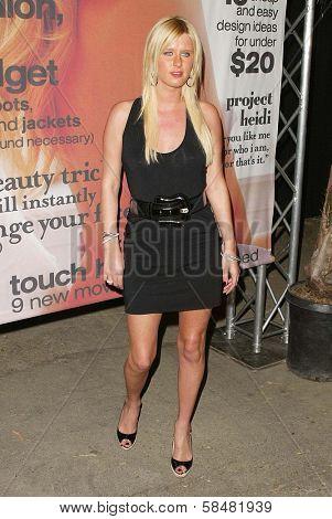 BEVERLY HILLS - JULY 20: Nicky Hilton at Jane Magazine's