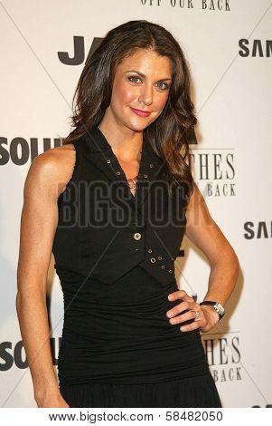BEVERLY HILLS - JULY 20: Samantha Harris at Jane Magazine's
