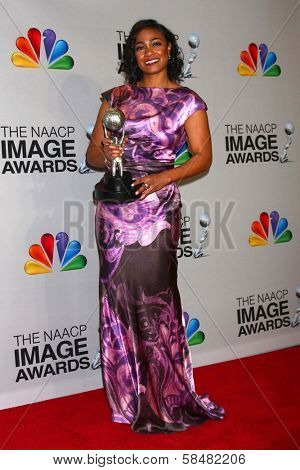 Tatyana Ali at the 44th NAACP Image Awards Press Room, Shrine Auditorium, Los Angeles, CA 02-01-13