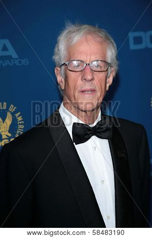 Michael Apted at the 65th Annual Directors Guild Of America Awards Arrivals, Dolby Theater, Hollywood, CA 02-02-13