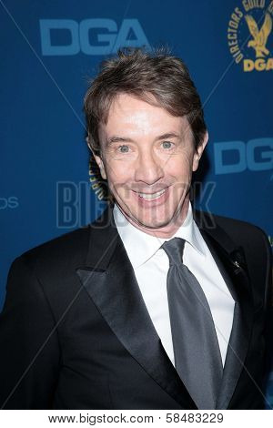 Martin Short at the 65th Annual Directors Guild Of America Awards Arrivals, Dolby Theater, Hollywood, CA 02-02-13