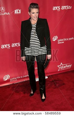 Natalie Maines at MusiCares Person Of The Year Honoring Bruce Springsteen, Los Angeles Convention Center, Los Angeles, CA 02-08-13
