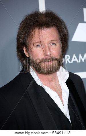 Ronnie Dunn at the 55th Annual GRAMMY Awards, Staples Center, Los Angeles, CA 02-10-13