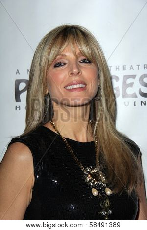 Marla Maples at the