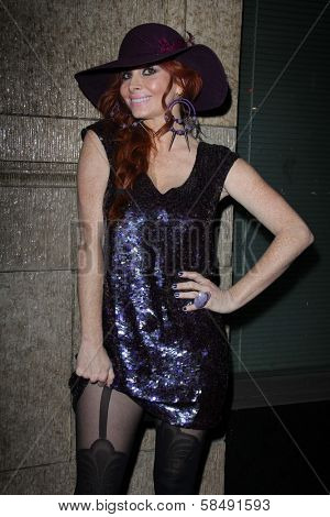 Phoebe Price at the