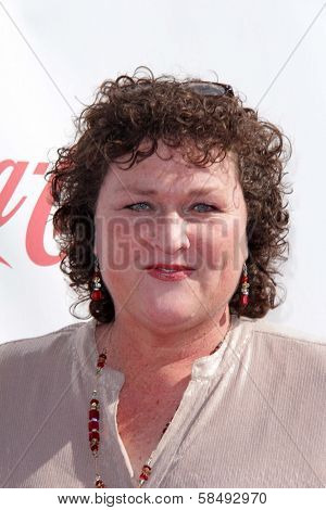 Dot Marie Jones at the 3rd Annual Streamy Awards, Hollywood Palladium, Hollywood, CA 02-17-13